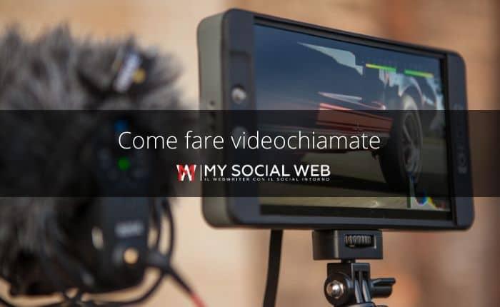 programmi per videochiamate