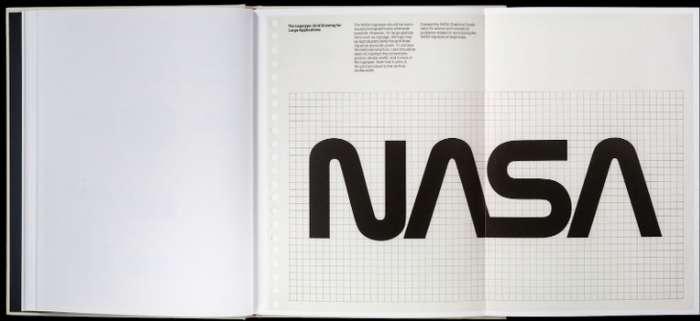 brand book nasa
