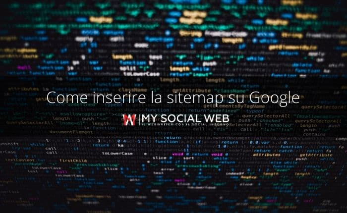 come inserire una sitemap WordPress su Google