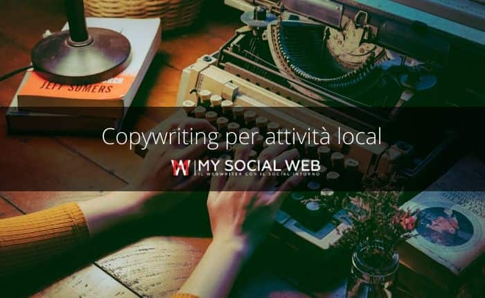 local SEO copywriting