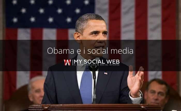 Barack Obama e social media marketing