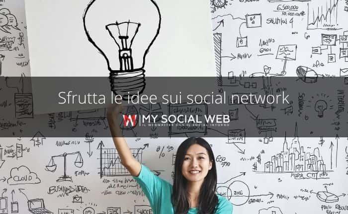 idee per i social network