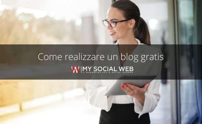 Come e perché creare un blog gratis