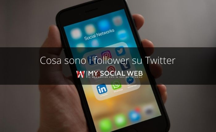Cosa sono i follower su Twitter