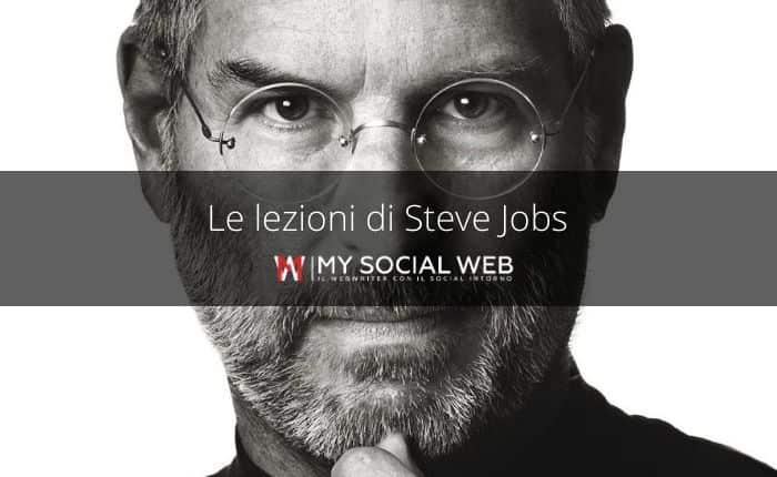 marketing secondo Steve Jobs