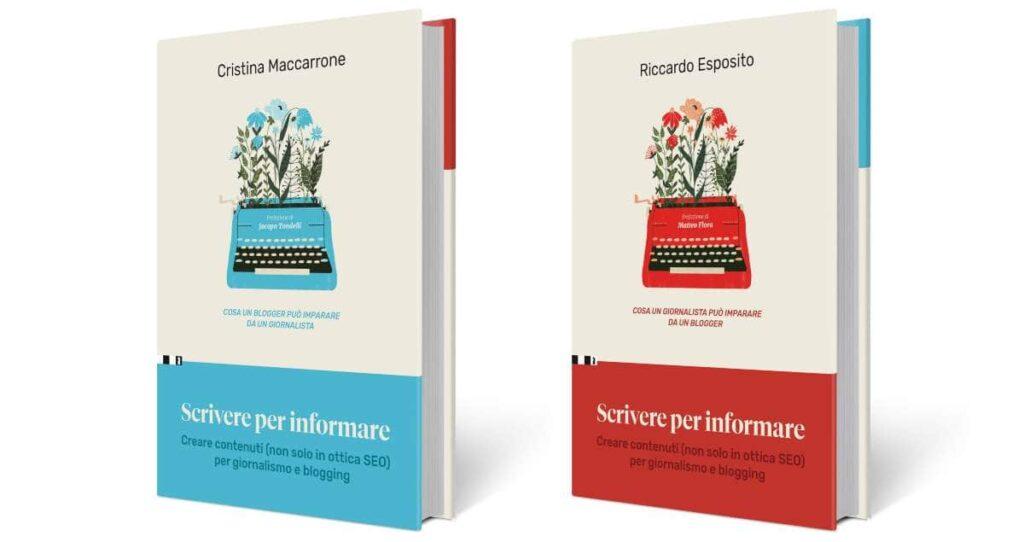 Un libro per blogger e giornalisti.