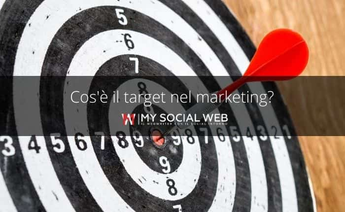 Cos'è il target nel marketing
