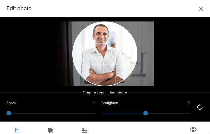 Come ottimizzare foto profilo LinkedIn