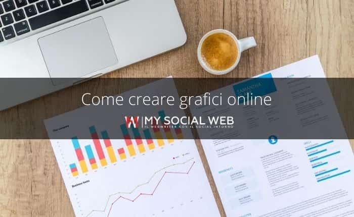 come creare grafici online