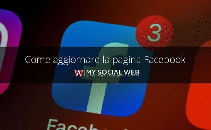 Come aggiornare lo status della tua Facebook Fan Page