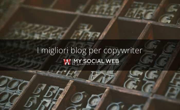 blog per copywriter, ecco i migliori