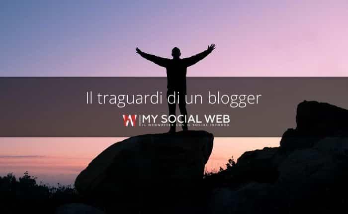 4 passi per raggiungere i tuoi traguardi di blogger