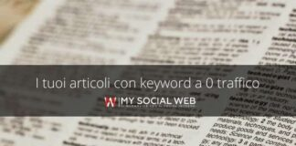 articoli con keyword a 0 traffico