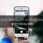 consigli per migliorare il tuo Photoblog