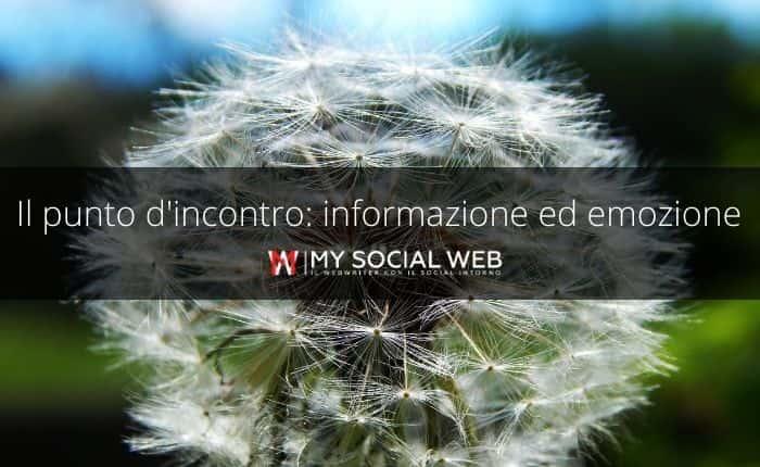 blog personale e informazione