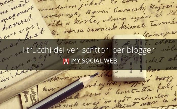 Consigli per diventare professionista della scrittura