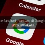 funzioni avanzate di Google