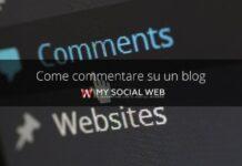 Commentare un blog, come fare?