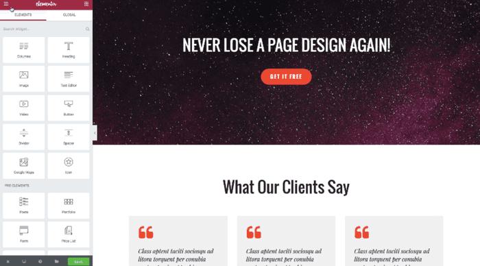 Come creare landing page in WordPress