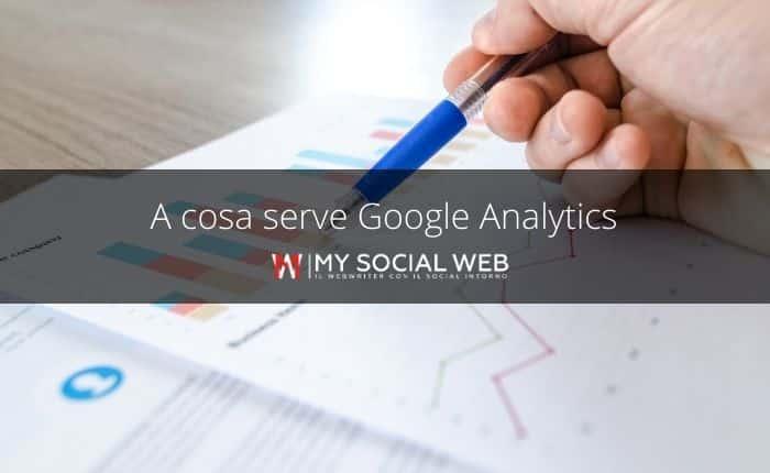Cos'è Google Analytics?