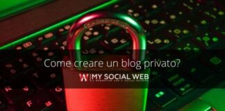 blog privato