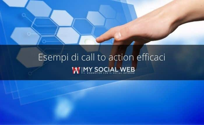 esempi call to action